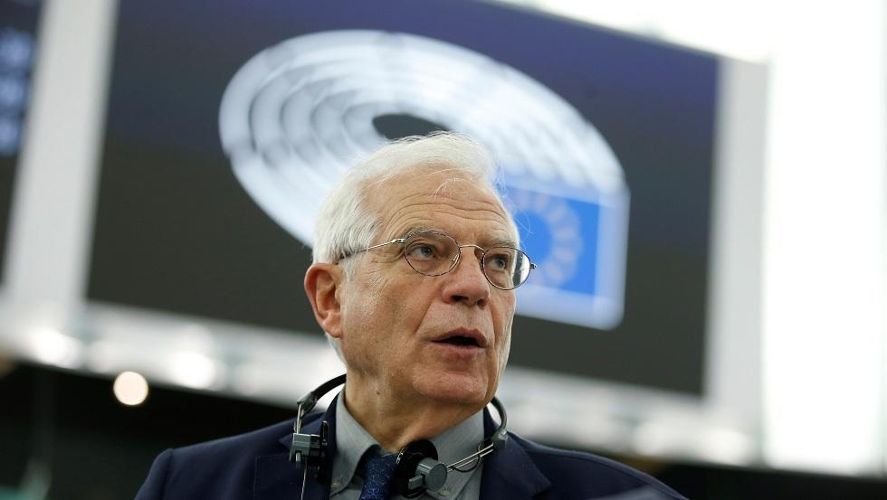المفوض الأعلى للسياسة الخارجية والأمن بالاتحاد الأوروبي جوزيب بوريل