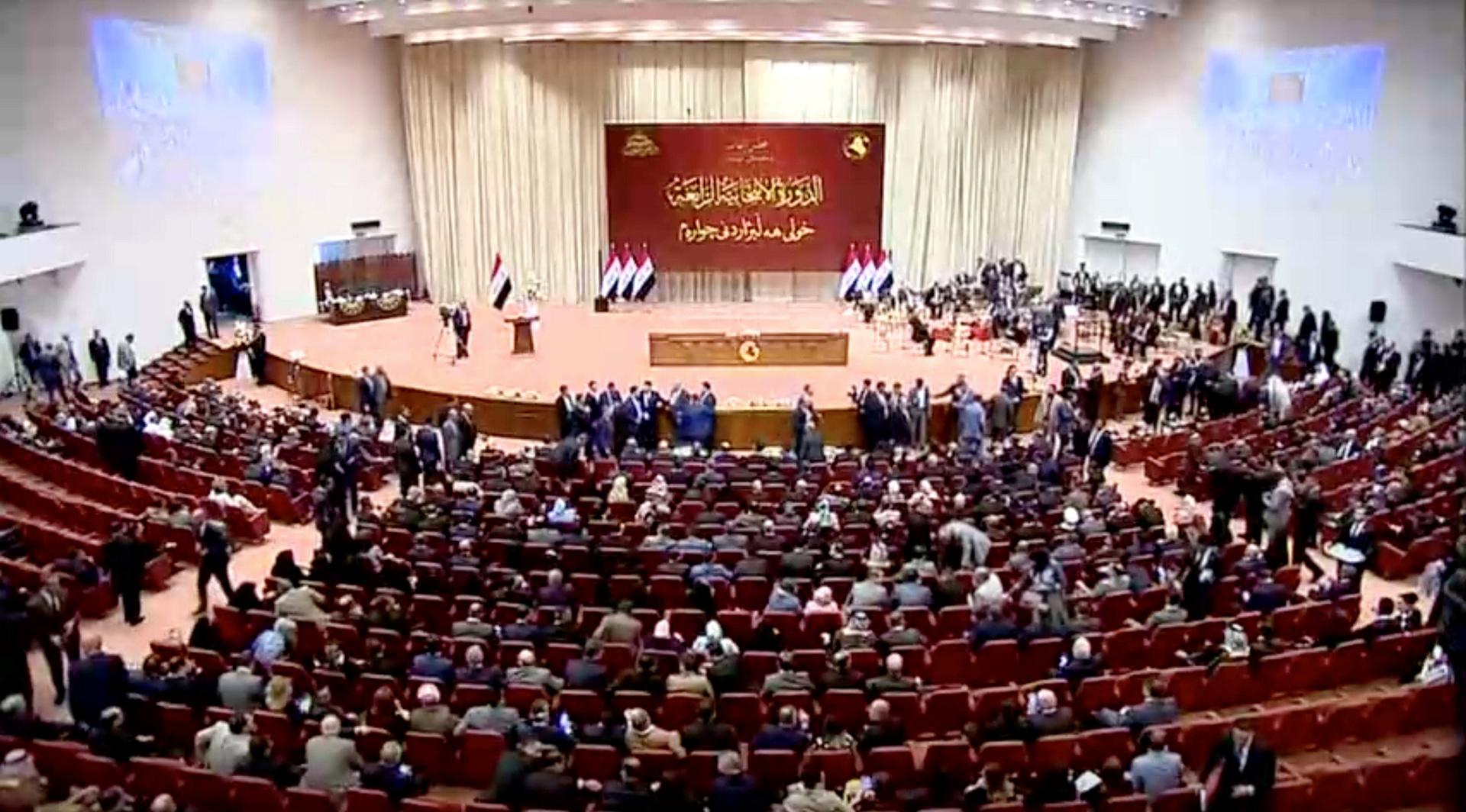 اجتماع للبرلمان العراقي