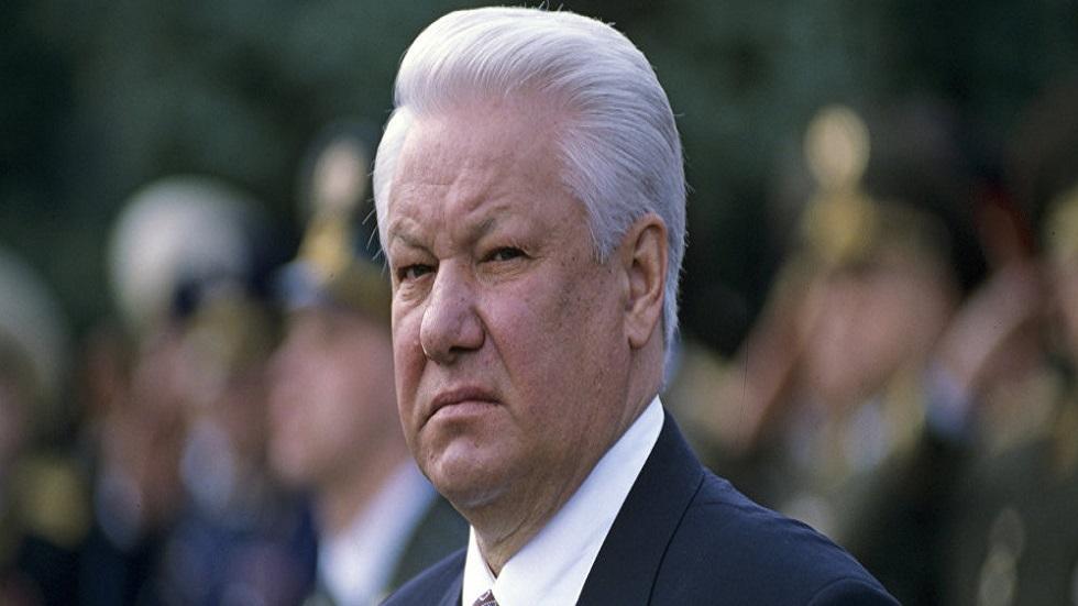 شركة روسية  تصور مسلسلا عن فترة الرئيس الروسي الأسبق يلتسين