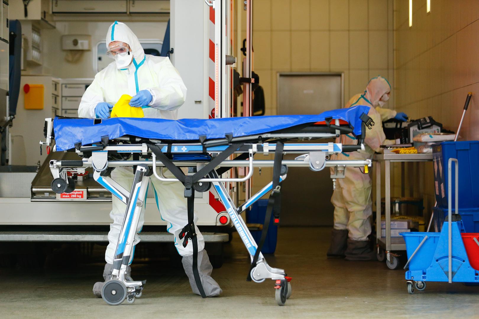 ألمانيا..  2958 إصابة جديدة بكورونا و11 حالة وفاة في ليلة واحدة