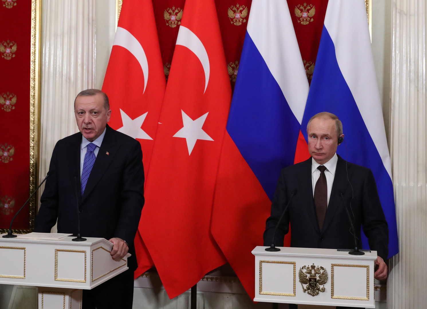 في سوريا يقوّضون الاتفاق التركي الروسي