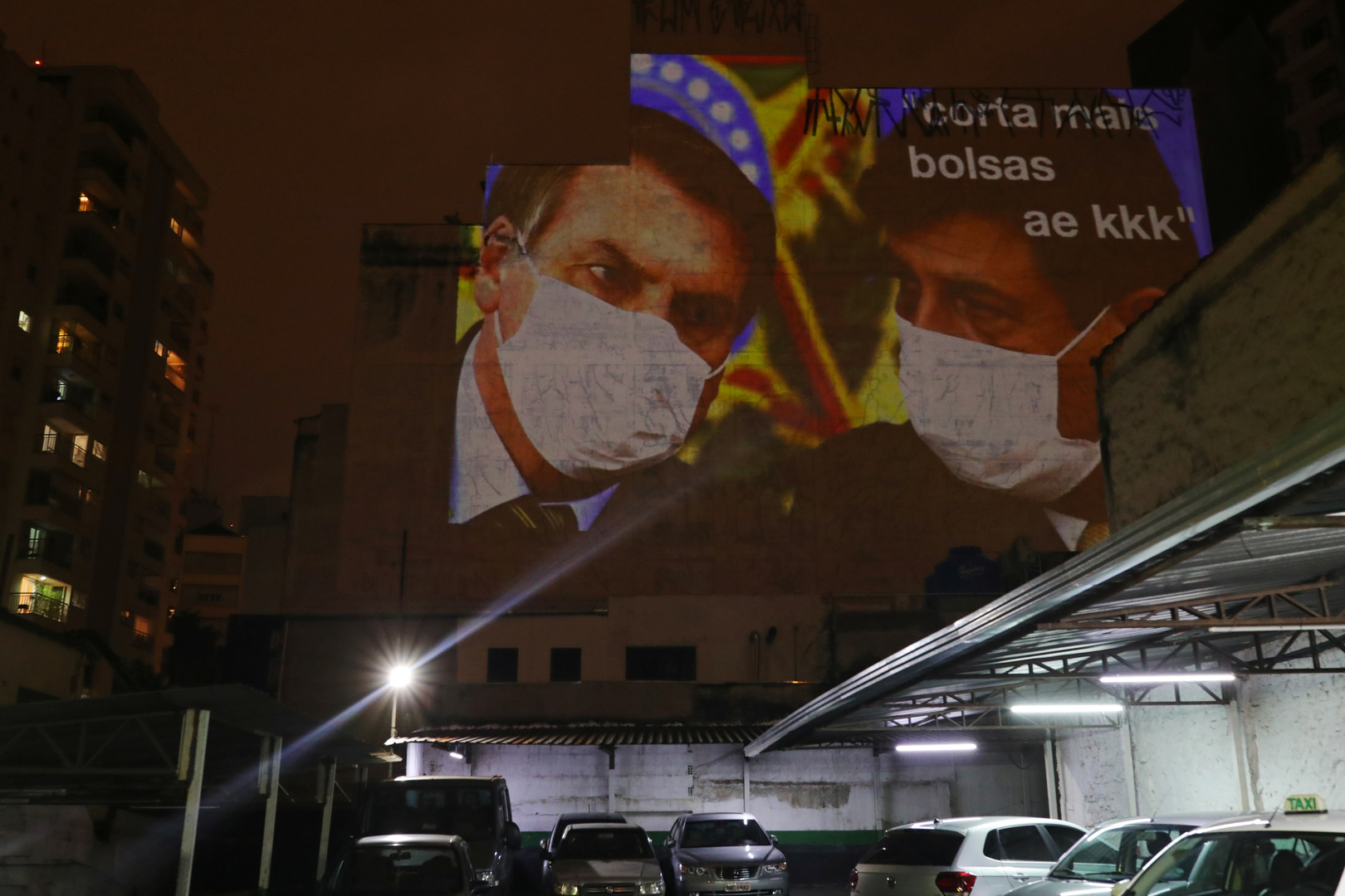 البرازيل تعلن حالة الطوارئ بسبب كورونا.. وشعبية بولسونارو تهبط