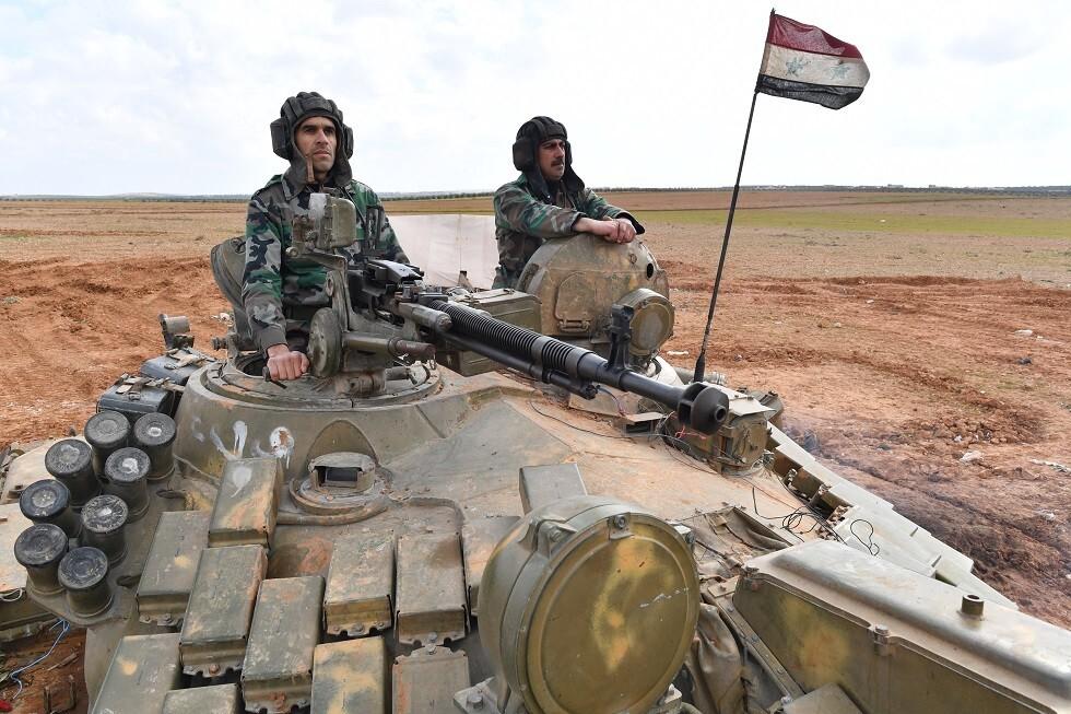 الجيش السوري يعلن وقف السوق إلى الخدمة مؤقتا بسبب الأوضاع الصحية في العالم