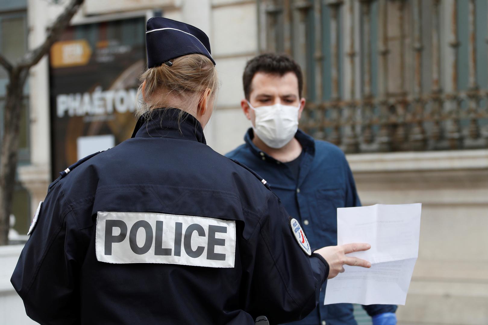 حظر التجوال في أبرز المنتجعات الفرنسية