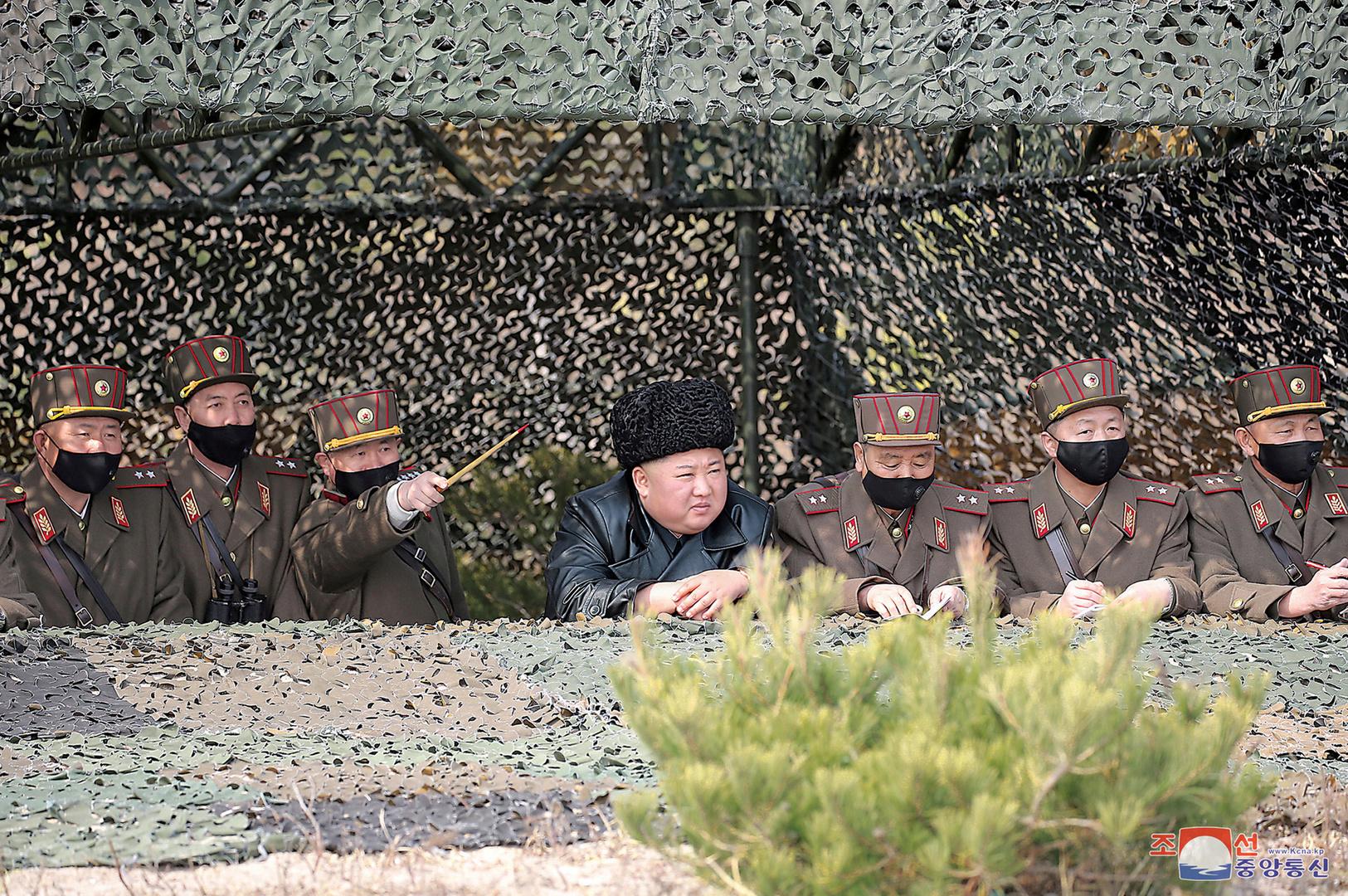 حرس السواحل الياباني وجيش كوريا الجنوبية: كوريا الشمالية أطلقت فيما يبدو صاروخا