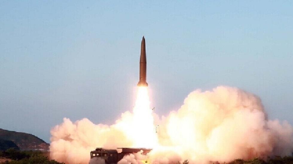 كوريا الشمالية تطلق صاروخين قصيري المدى تجاه بحر اليابان
