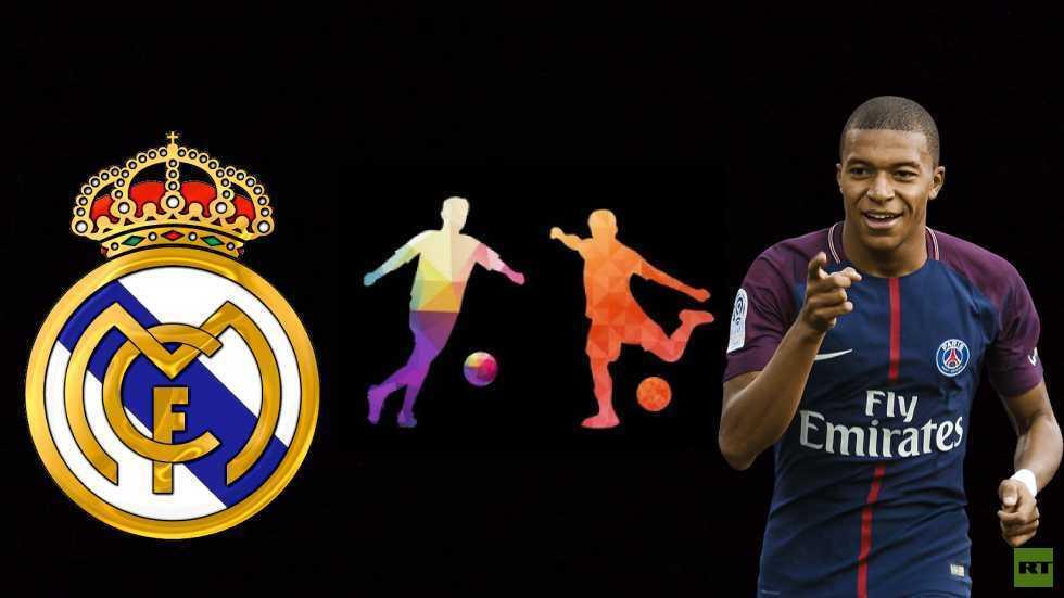 رادار ريال مدريد يرصد اسمين إذا فشلت صفقة مبابي