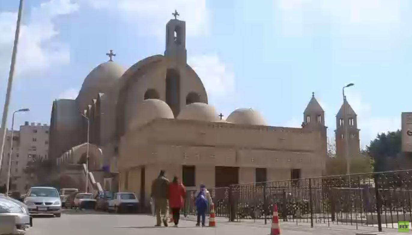وقف الصلوات بالأزهر والمجمع الكنسي بالقاهرة