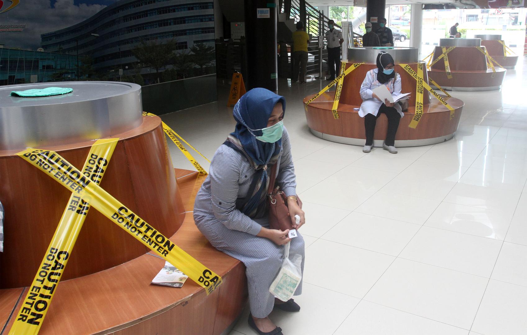10 وفيات وأكثر من 200 إصابة جديدة بكورونا في إندونيسيا وماليزيا وسنغافورة