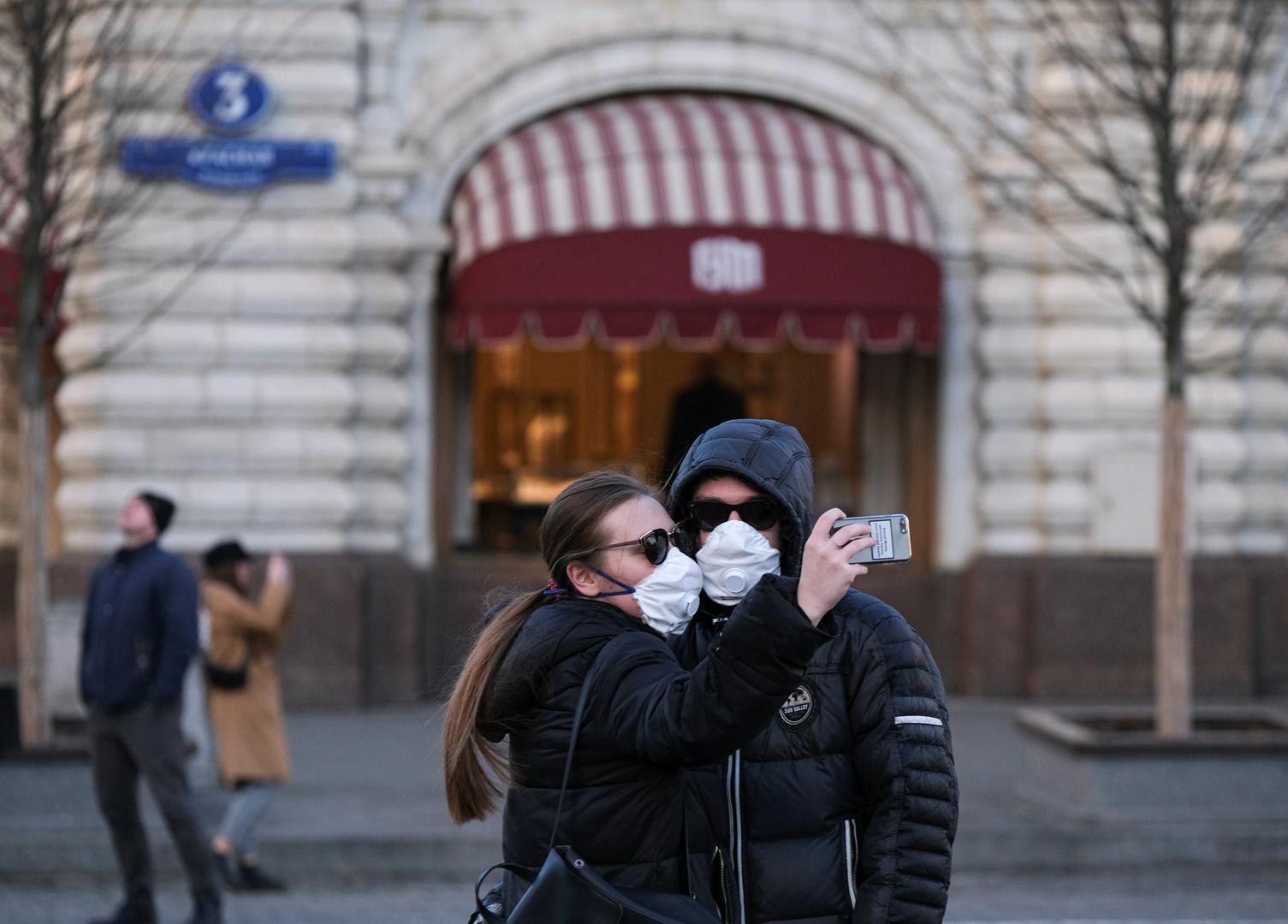 روسيا لن تفرض حجرا صحيا مشددا والإجراءات القائمة لمكافحة