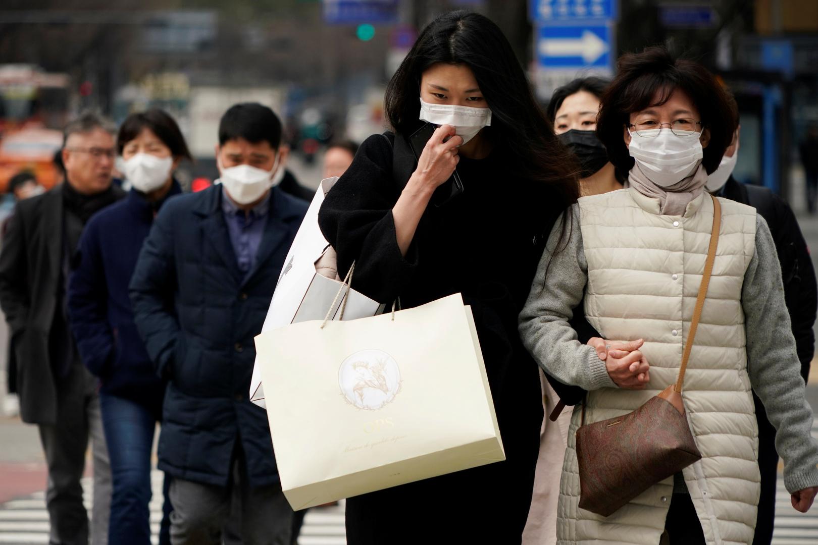 كوريا الجنوبية على خطى الصين.. البيانات تؤكد تراجع أعداد الوفيات والإصابات بـ