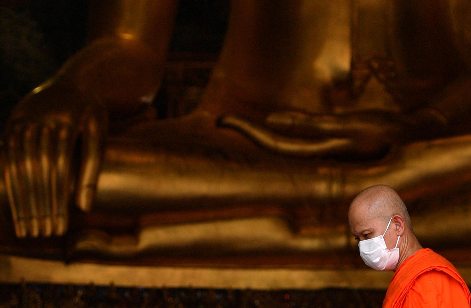 تايلاند تعلن 122 حالة إصابة جديدة بكورونا!