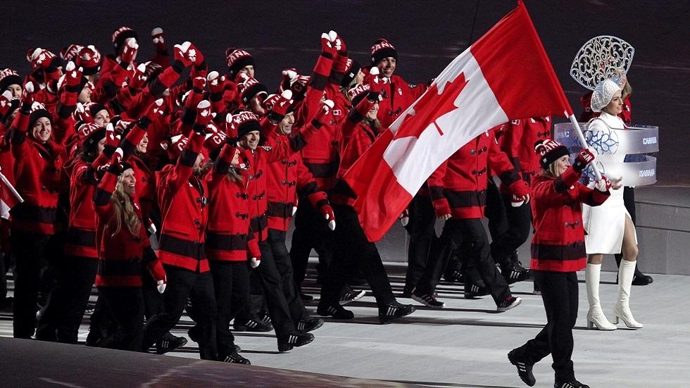 كندا تصدم منظمي أولمبياد 2020