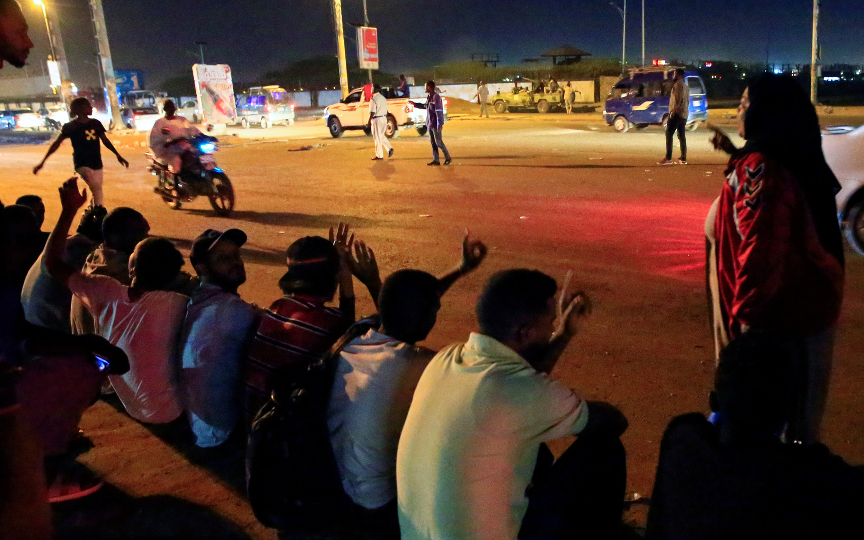 الاشتباه في 8 إصابات بدارفور بفيروس كورونا والسودان يتجه لفرض حظر تجول