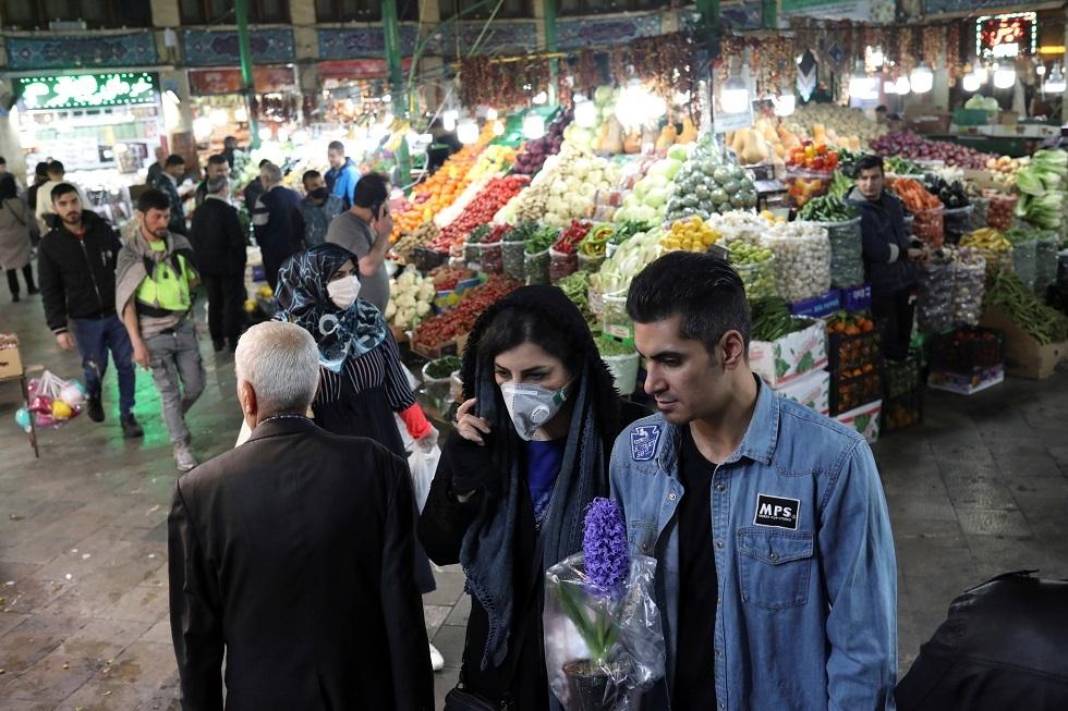 الصحة الإيرانية: ارتفاع عدد الوفيات بفيروس كورونا إلى 1812 والإصابات إلى 23049
