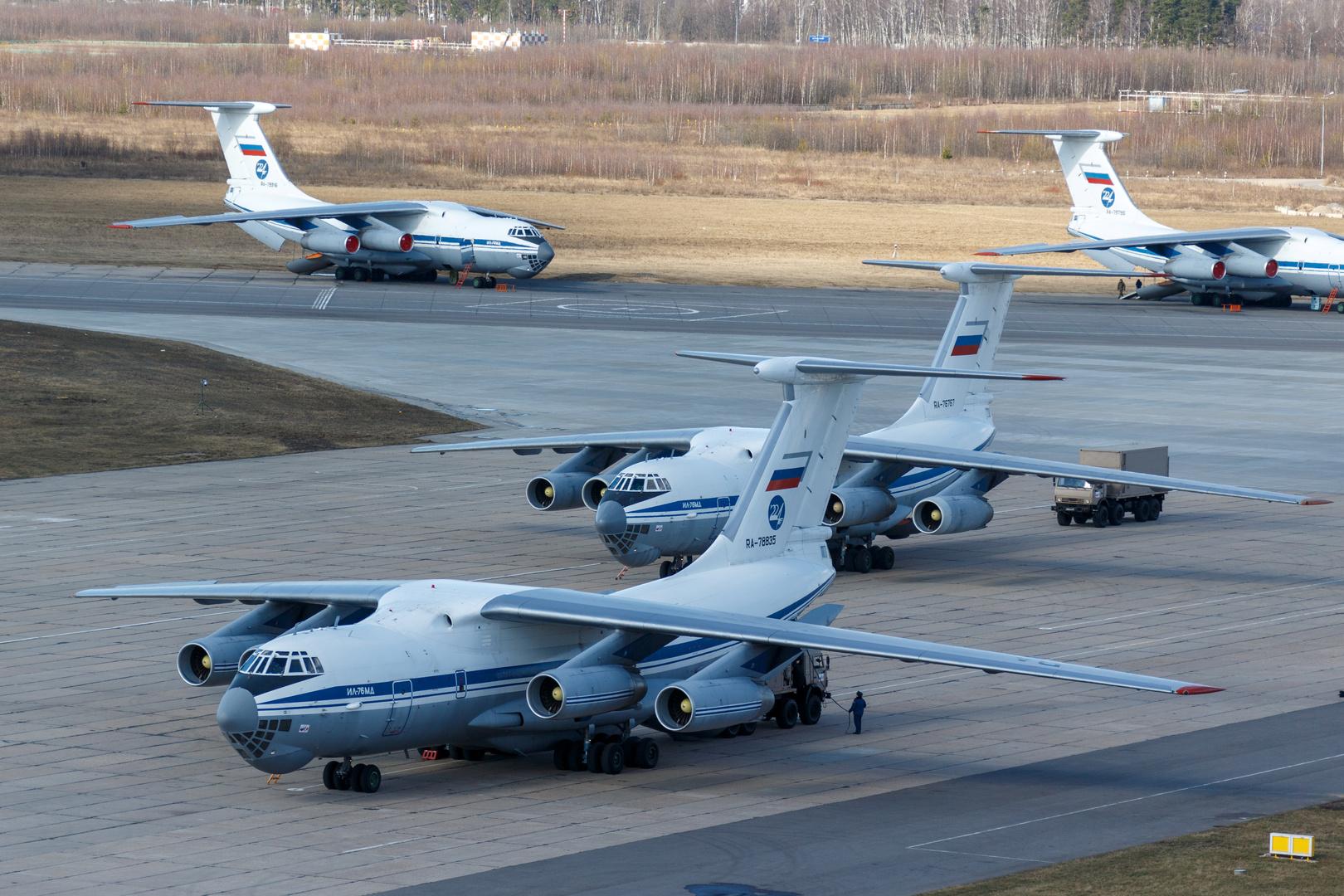الكرملين: موسكو لا تنتظر رفع العقوبات المفروضة على روسيا مقابل تقديم المساعدات إلى إيطاليا