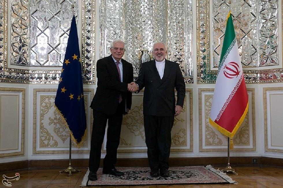 الاتحاد الأوروبي يعلن دعم إيران بمساعدات لمواجهة كورونا