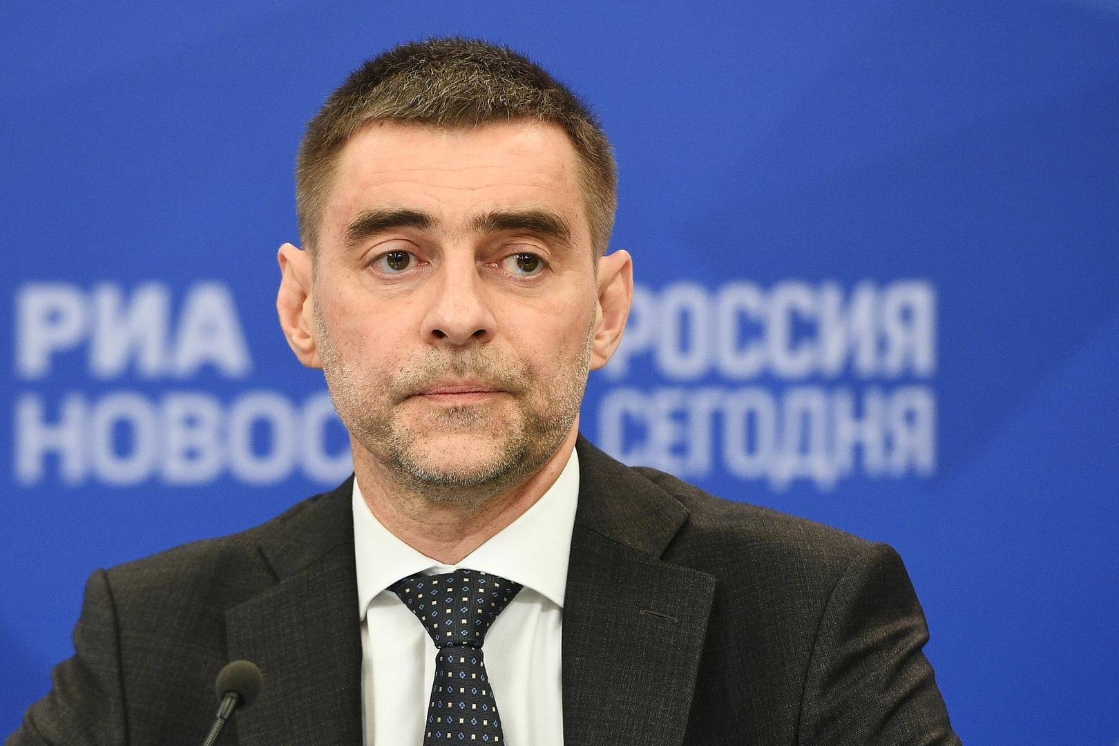 البرلماني الروسي سيرغي جيليزنياك