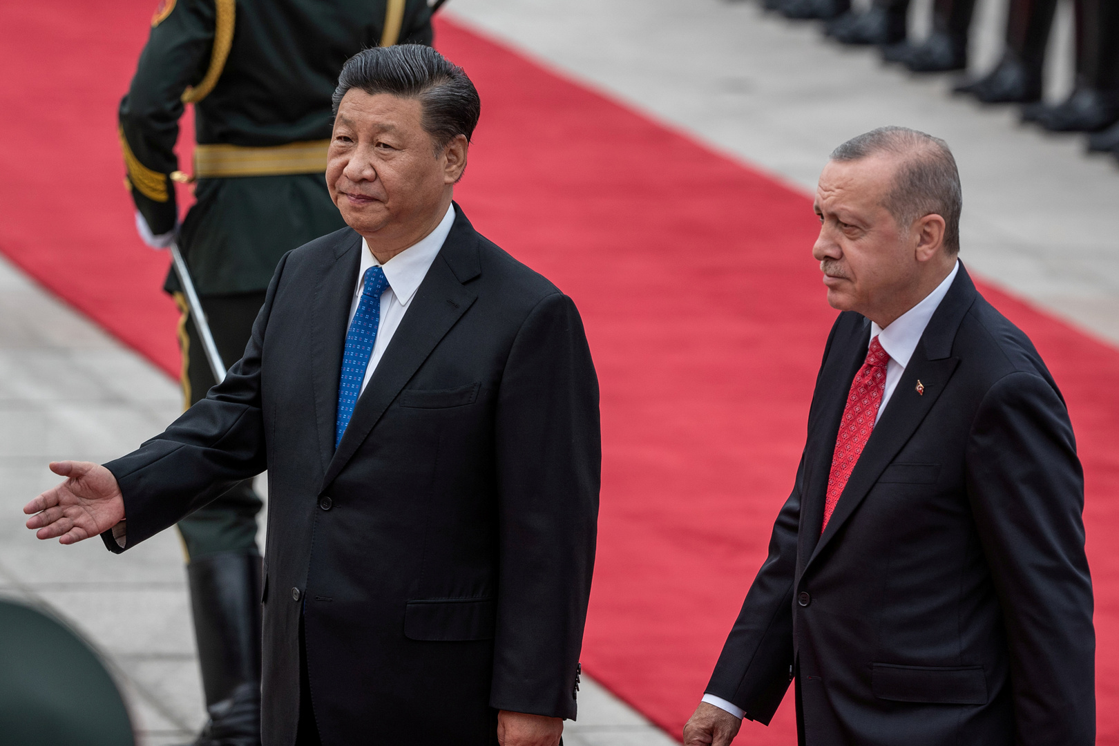 الصين تزود تركيا بـ50 ألف جهاز تشخيص سريع لكورونا وأدوية