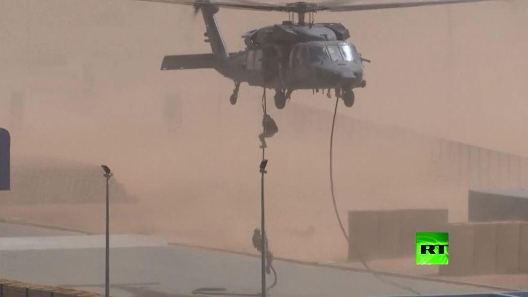 مناورات عسكرية مشتركة للإمارات والولايات المتحدة