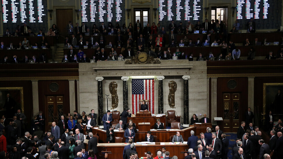 مجلس الشيوخ الأمريكي يعطل حزمة دعم بتريليوني دولار لمواجهة كورونا