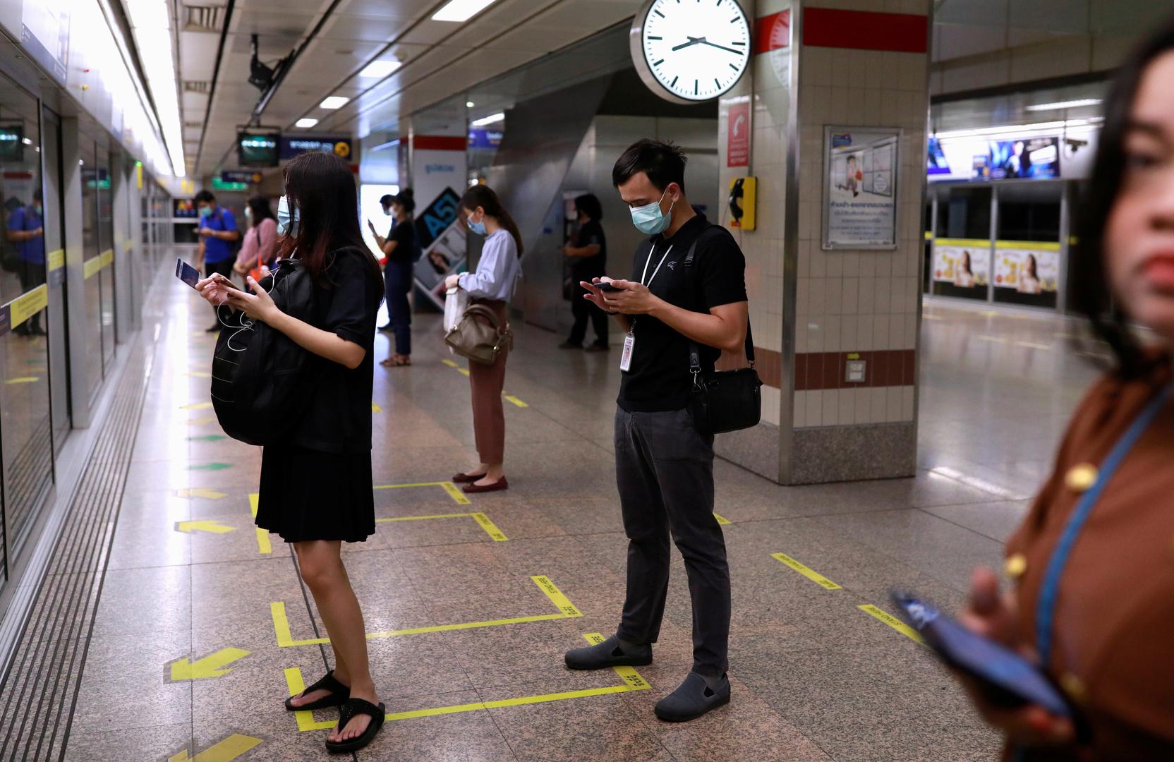 154 إصابة جديدة بكورونا في الصين وكوريا الجنوبية وثاني وفاة في تايلاند