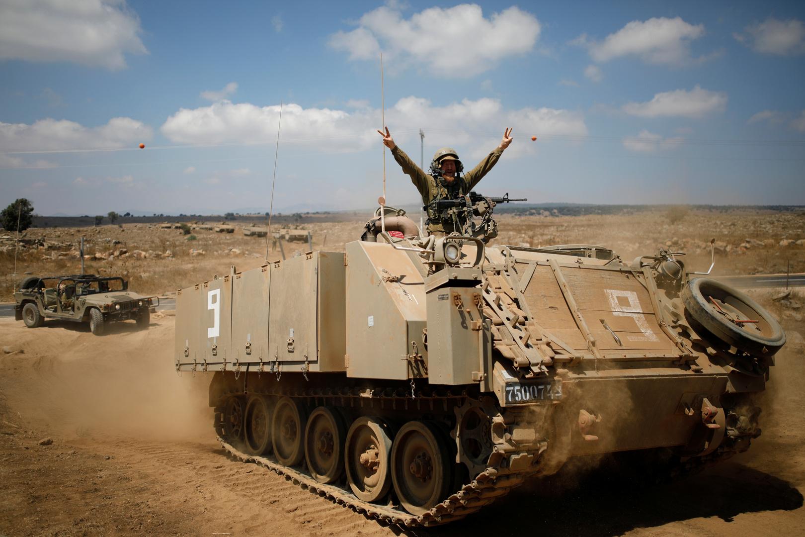 مناورات جوية إسرائيلية أمريكية مشتركة دون لقاءات أرضية!