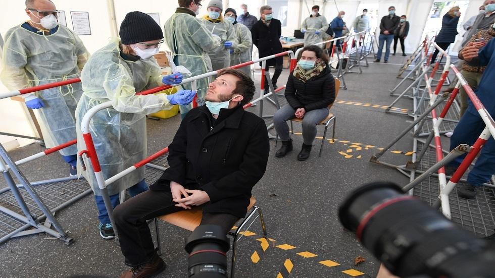 ألمانيا تسجل 4764 حالة إصابة جديدة بـ