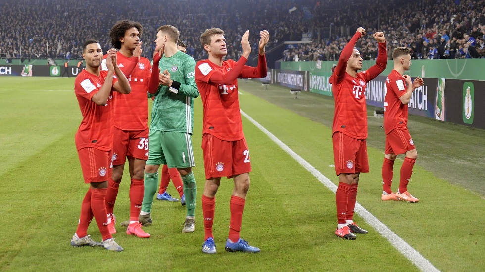 لاعبو أندية ألمانية يوافقون على تخفيض رواتبهم