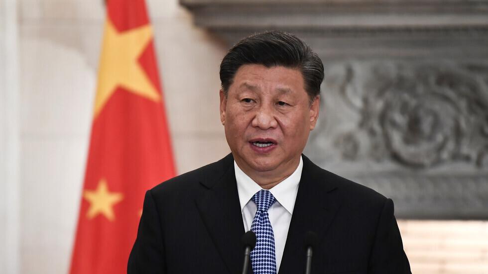 الرئيس الصيني، شي جين بينغ.