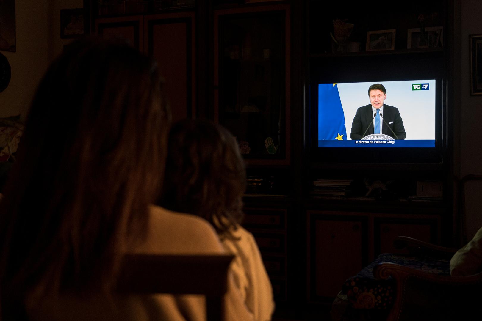 إيطاليا.. زيادة الغرامات على مخالفي الحجر المنزلي إلى 3 آلاف يورو