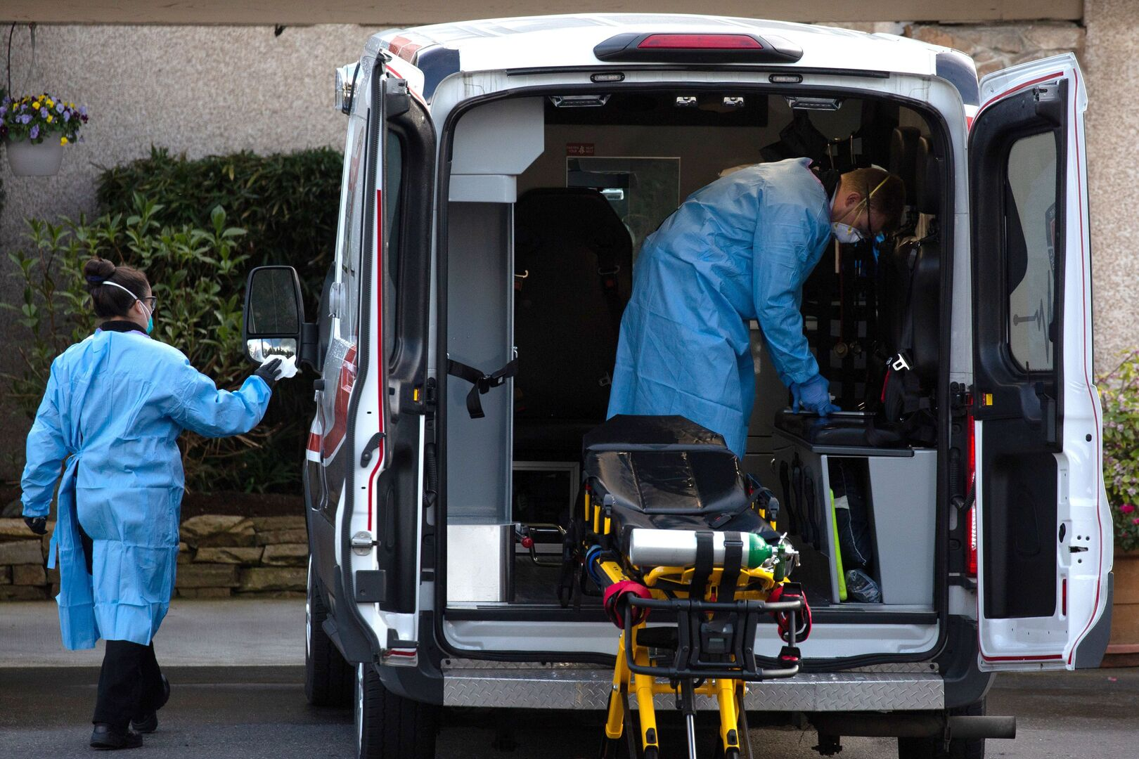 روسيا مستعدة لمساعدة الولايات المتحدة في مواجهة فيروس
