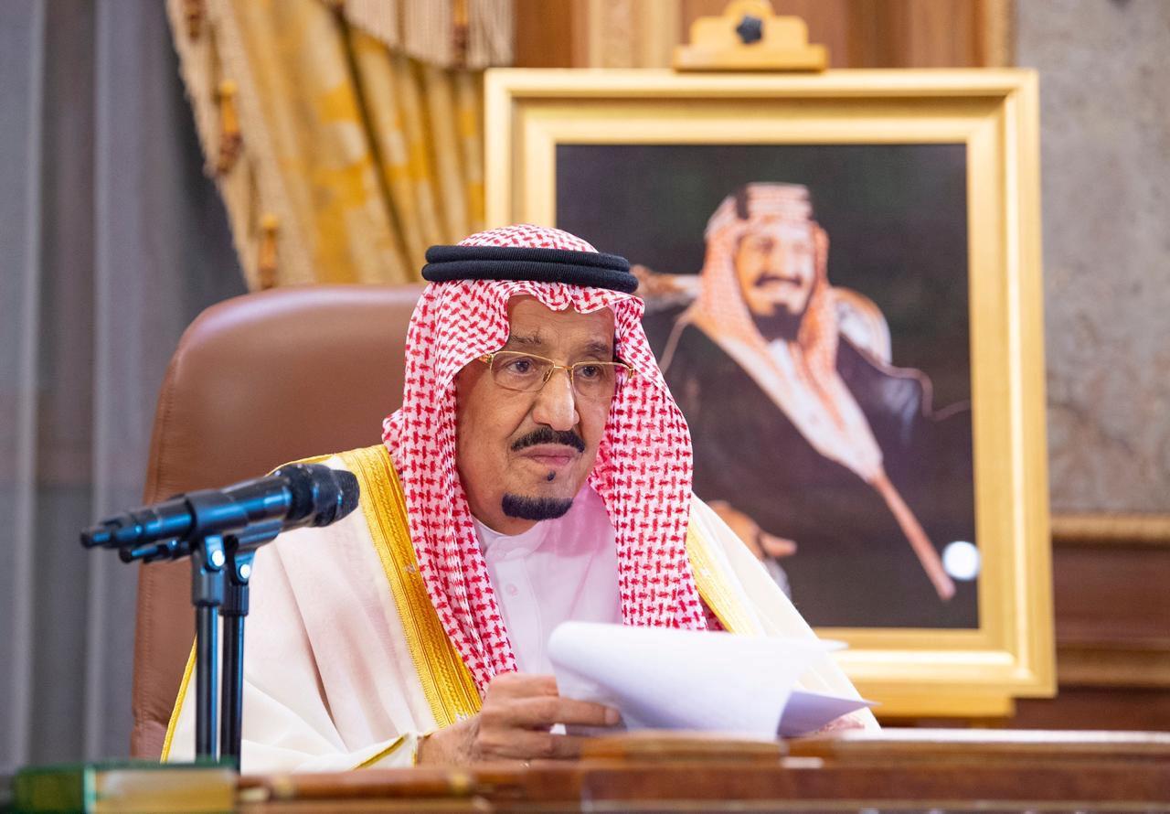 ملك السعودية سلمان بن عبد العزيز
