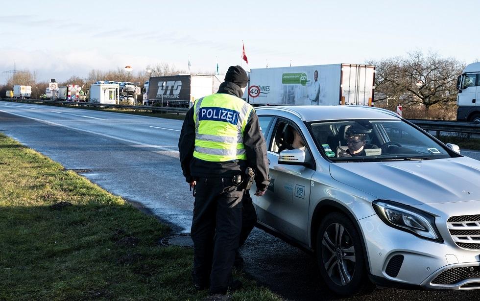شرطة في الدنمارك