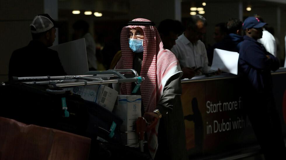 تسجيل 85 إصابة جديدة بكورونا في الإمارات في أكبر ارتفاع يومي منذ بدء التفشي