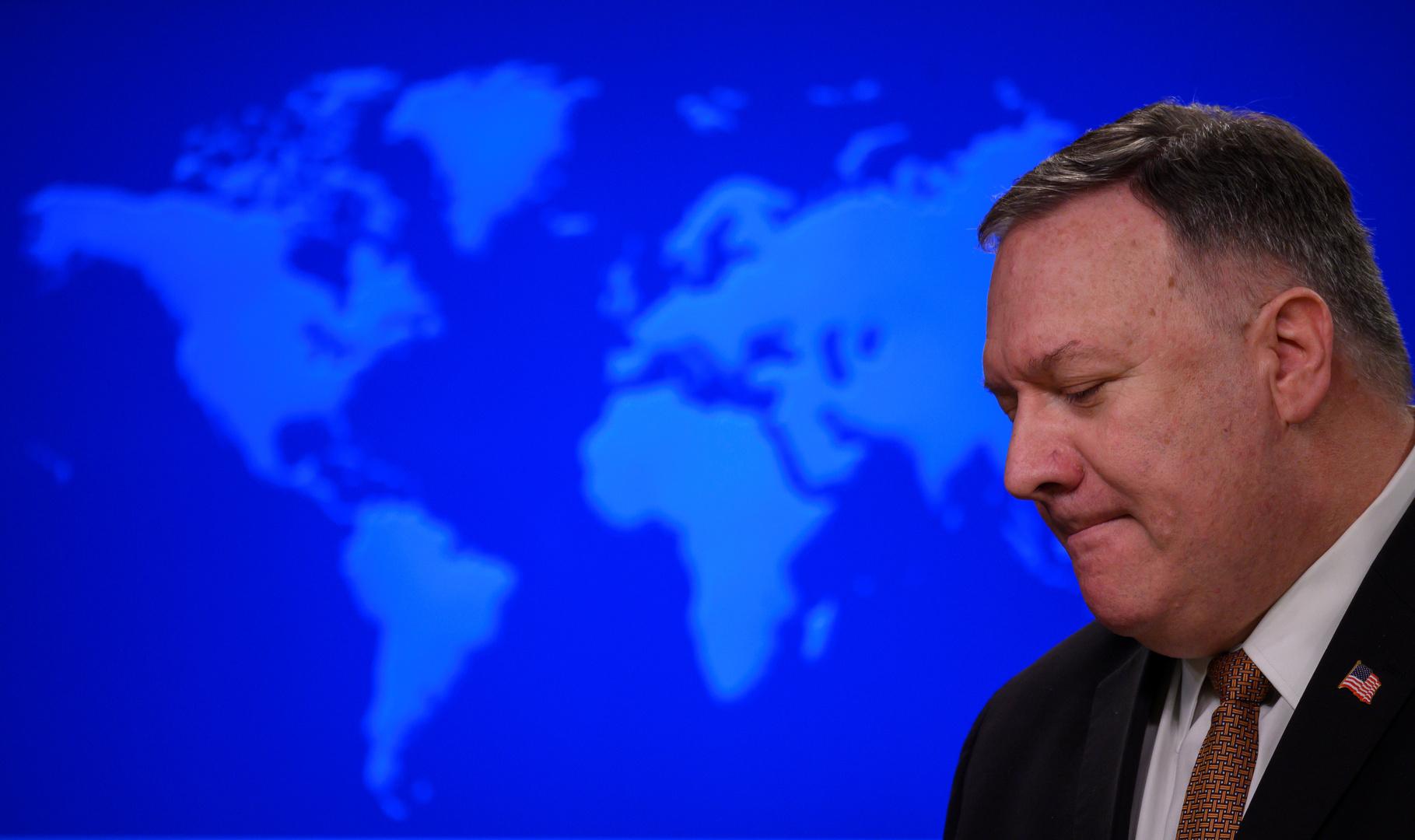 بومبيو: زيارتي إلى أفغانستان مخيبة جدا وعلى كل الأطراف أن تفهم أنه حان الوقت للسلام