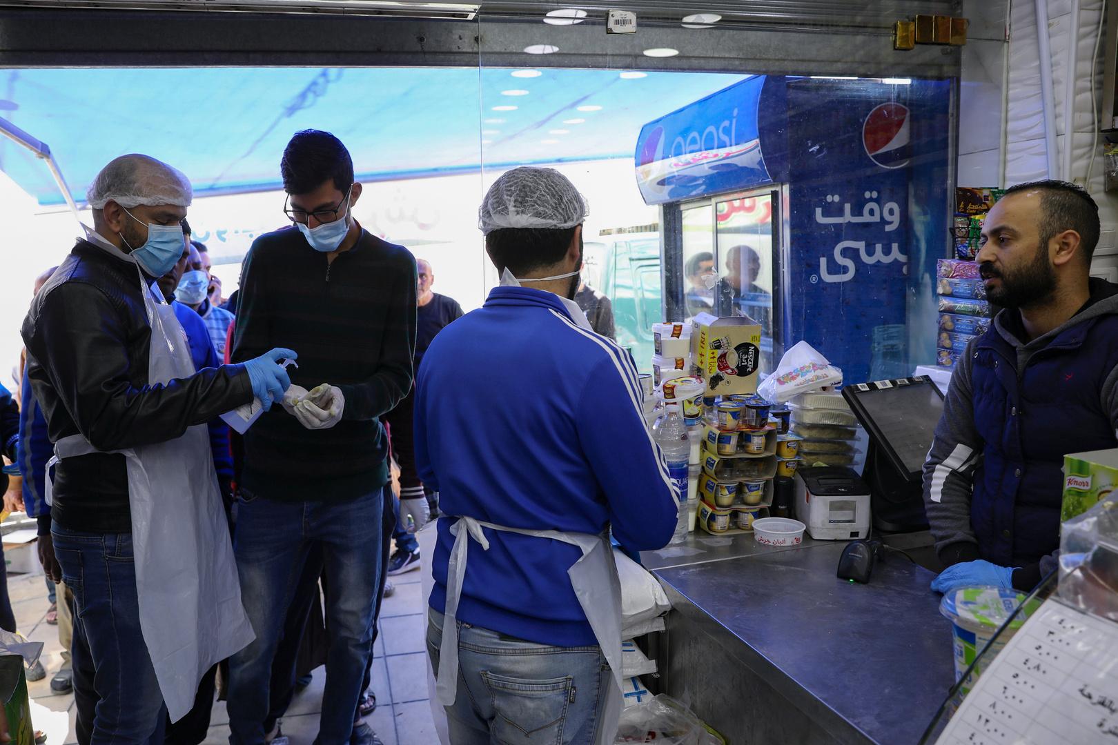 الأردن.. ارتفاع عدد الإصابات بكورونا إلى 172 حالة