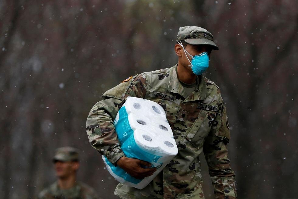 كورونا.. البنتاغون يأمر برفع المستوى الأمني في جميع المنشآت العسكرية الأمريكية حول العالم