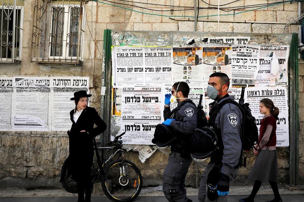 كورونا.. ارتفاع إجمالي الإصابات في إسرائيل إلى 2369