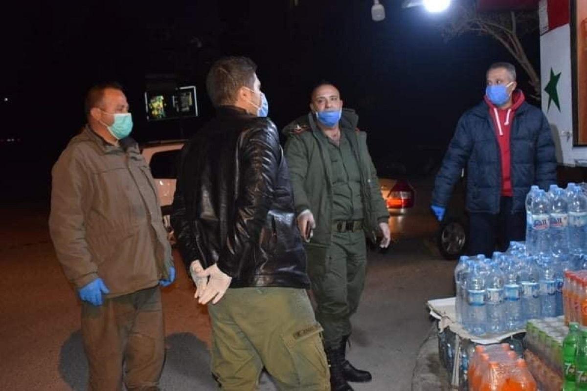 وزارة الداخلية السورية: توقيف 153 شخصا مخالفا لقرار حظر التجول