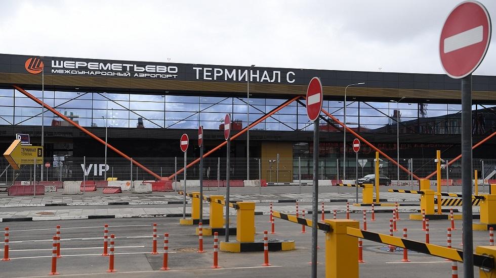 روسيا تعلق الرحلات الجوية من وإلى البلاد