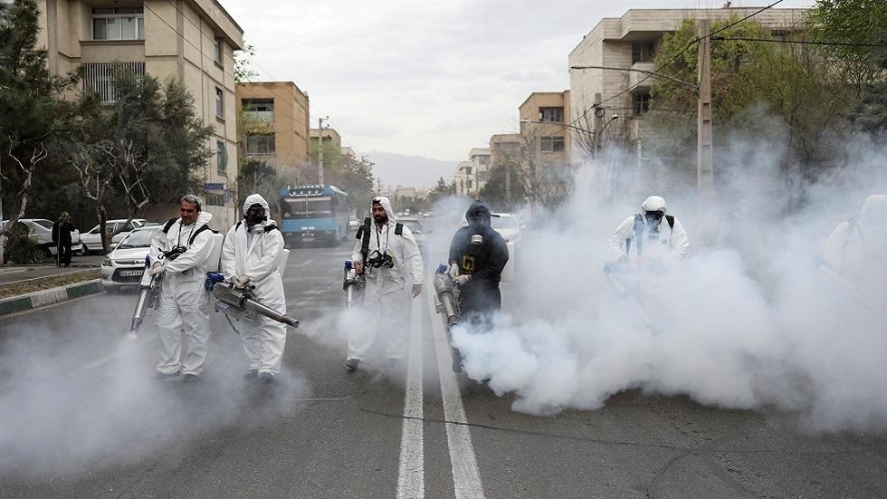 مسؤول إيراني: فرض حظر السفر بين المدن
