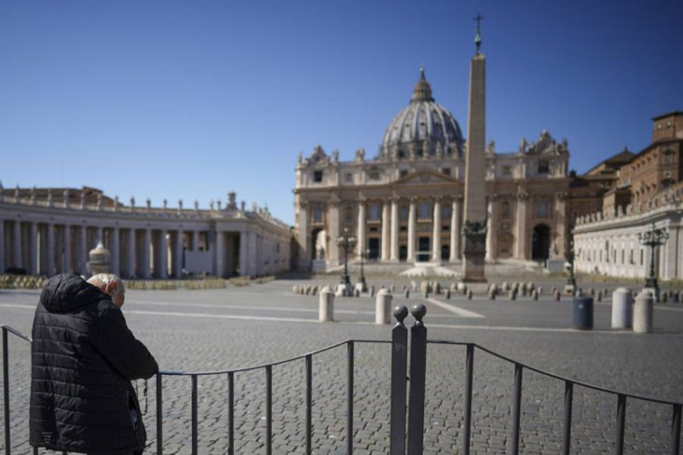 كورونا يصيب أسقفا يقيم في مقر سكن البابا في الفاتيكان