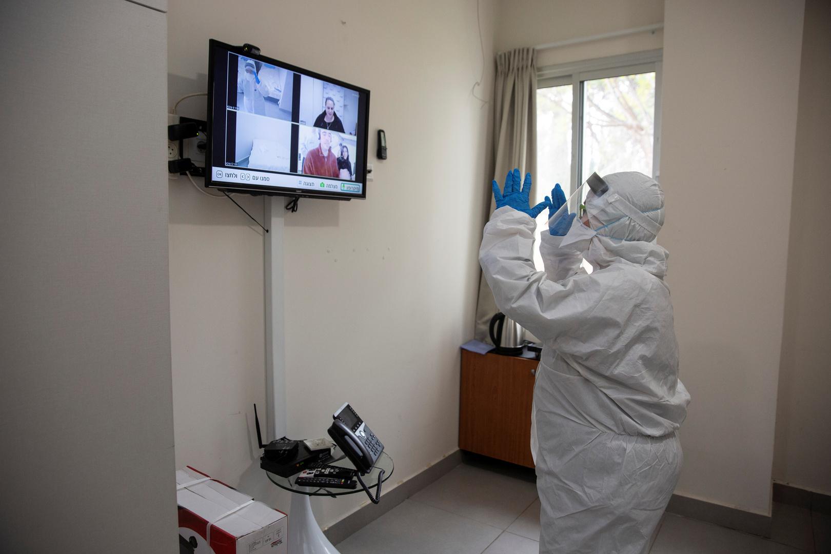 إسرائيل.. ارتفاع عدد المصابين بكورونا إلى نحو 2.5 ألف شخص