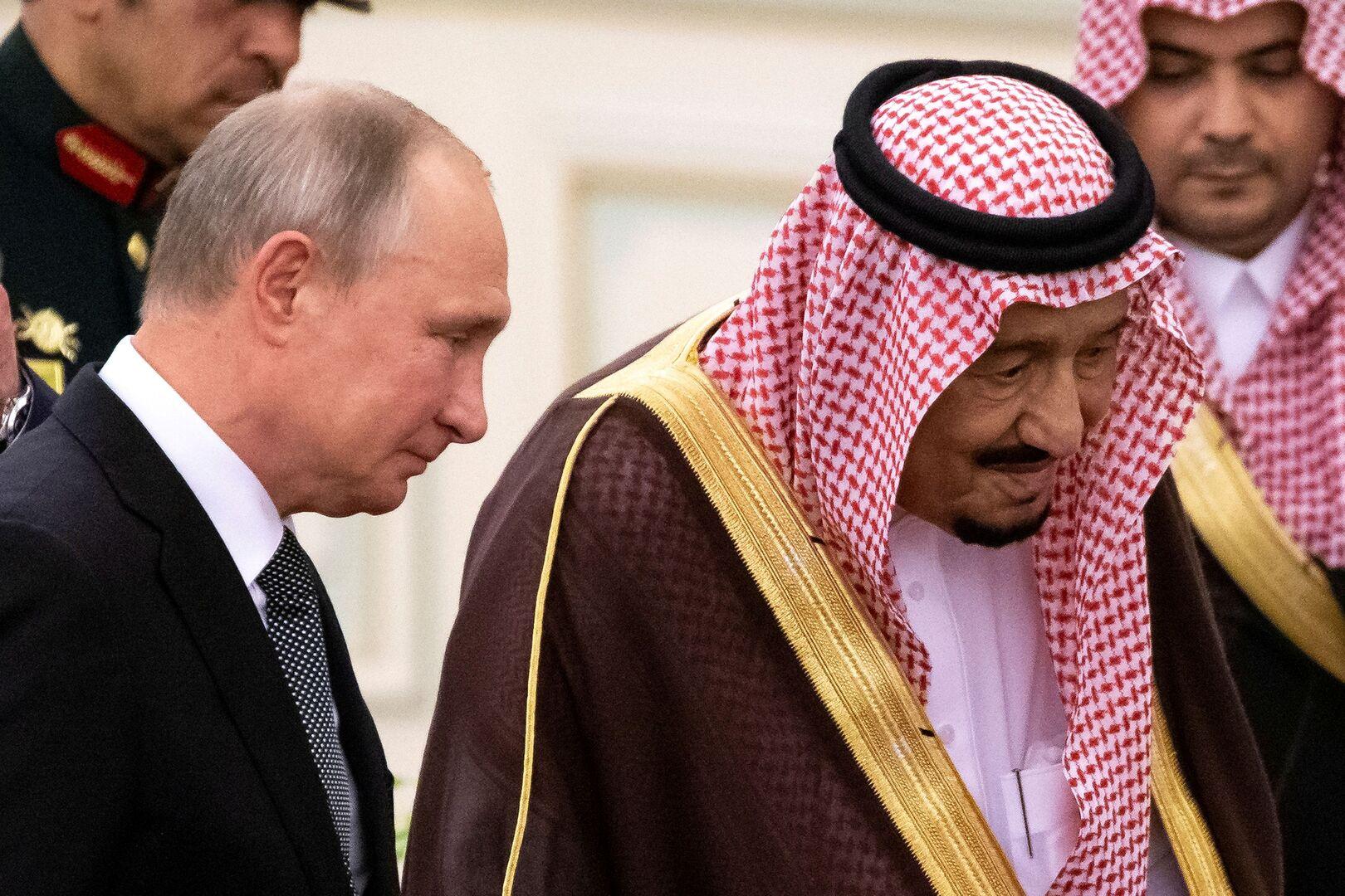 السعودية ستشدد الضغط على روسيا