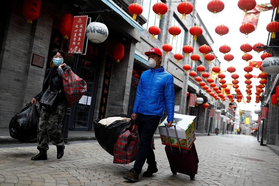 الصين تؤكد عدم تسجيل إصابات