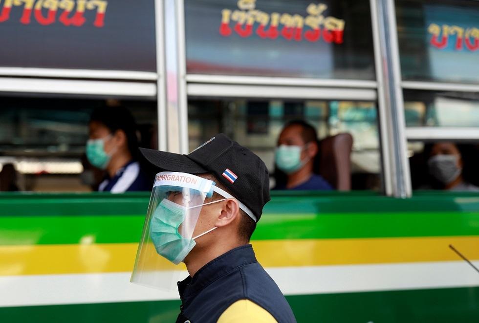 كورونا.. عدد الإصابات في تايلاند يصل إلى 1045