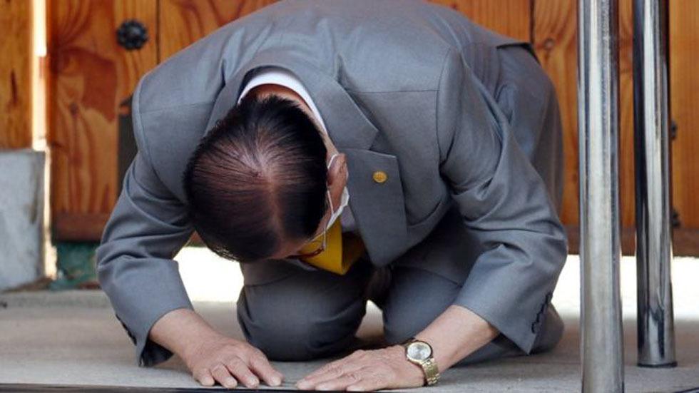 Seoul beskylder et religiøst samfund for at have bidraget til spredning af Corona-virussen