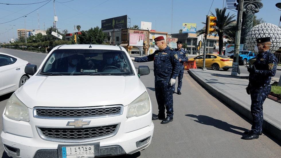 العراق .. أوامر صارمة من قيادة عمليات بغداد في مواجهة كورونا