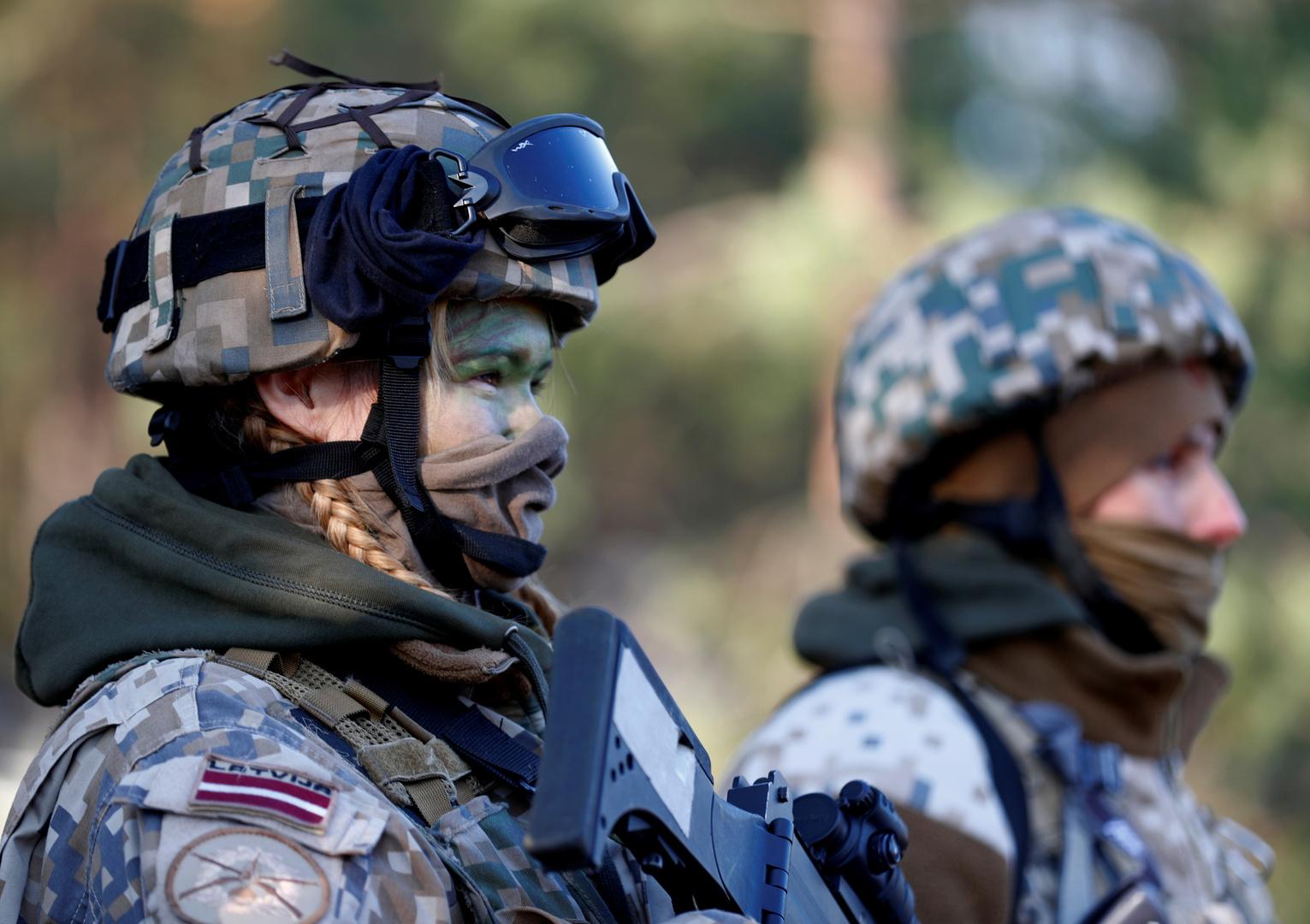 إصابة 20 من عسكريي الناتو في ليتوانيا بكورونا